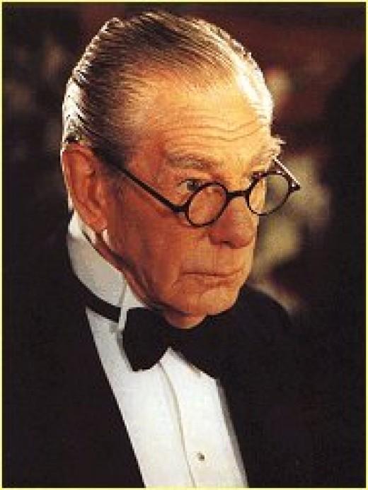 Michael Gough in Batman