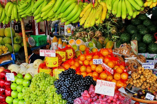 Photo by: http://www.flickr.com/photos/clayirving/2180831724/  Thailand Holiday