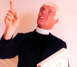 The Vicar Said 'He's Stuck!'