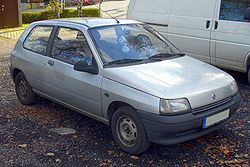 A little Renault stopgap -circa 1995