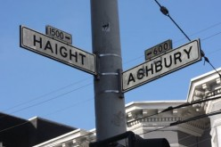 Haight Street Signs  deedsphotos