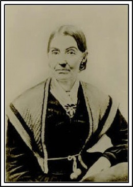 Inaugural President of the Female Relief Society in Nauvoo, Illinois 1842.