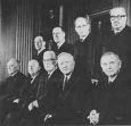 1963 Supreme Court Justices