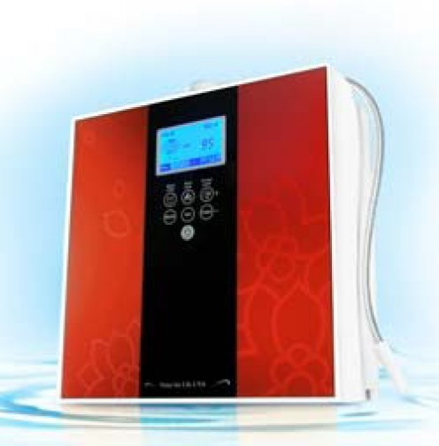The 7 Plate Genesis Water Ionizer