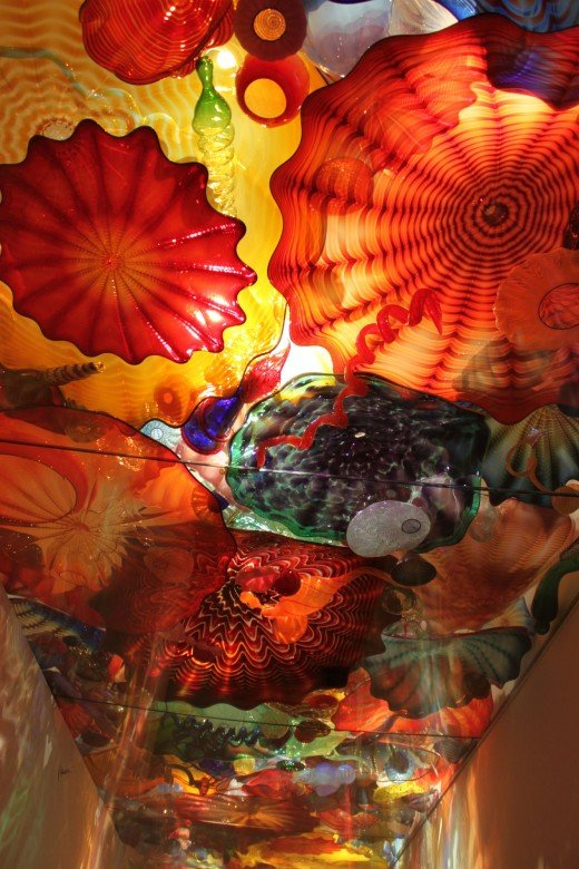 Dale Chihuly Recent Work