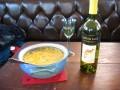 Easy Comfort Food While Cruising: Chicken Enchilada Casserole