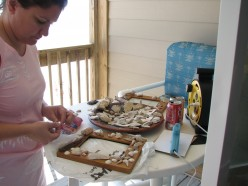 Crafts Made From Beachcombing Finds