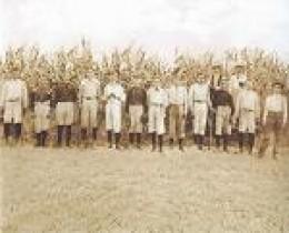 Baseball team 1897