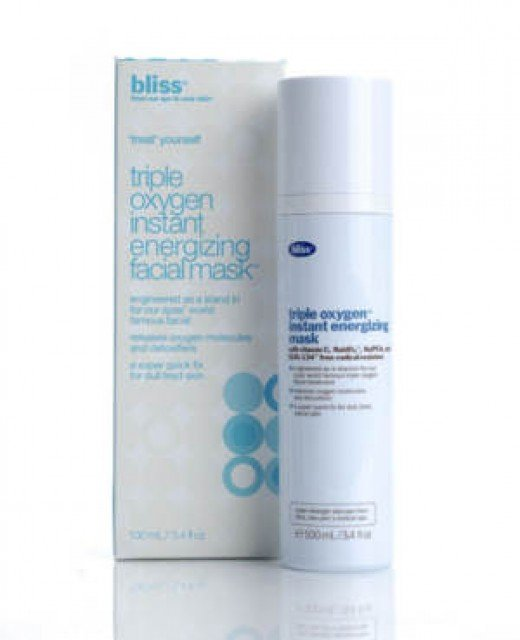 Bliss Best Face Mask 2013