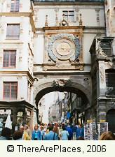 The Gros Horloge
