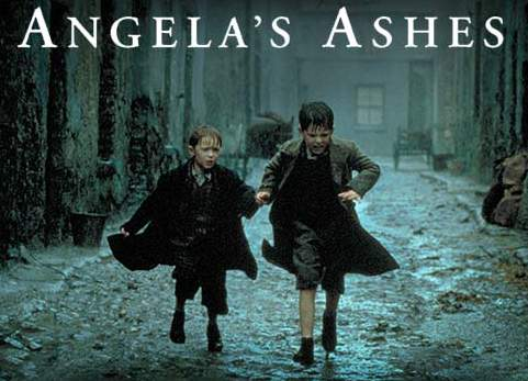 Angela's Ashes, Frank McCourt's autobiography, demonstrate how a determined spirit can rise above even the worse childhood.