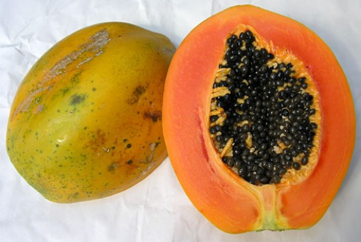 Health benefits of papaya fruit