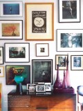 How to Hang Framed Artwork and Pictures on Walls