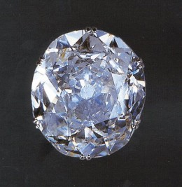 Kohinoor diamond  of India. England should return it to India