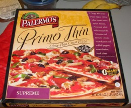 Palermo Primo Thin Pizza