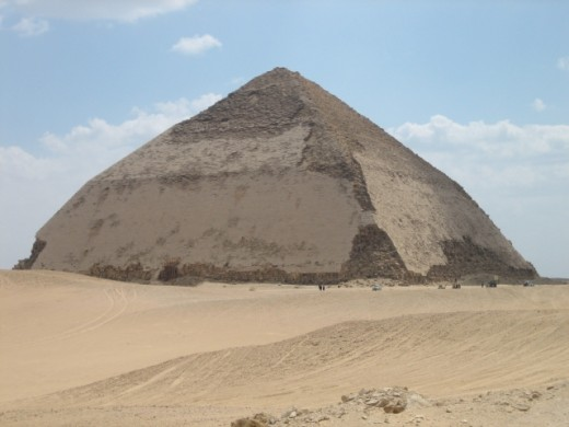 The Bent Pyramid at Dashur