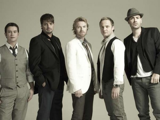 Boyzone in recent years