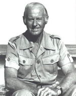 Thor Heyerdahl (1914-2002) Norwegian ethnographer and adventurer