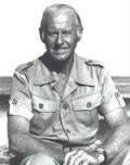 Thor Heyerdahl (1914-2002) Norwegian ethnographer and adventurer