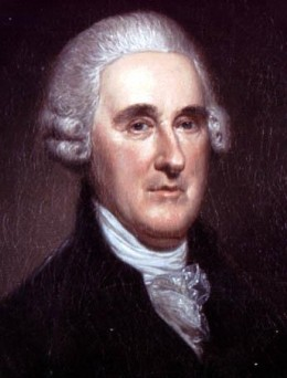 Public Domain Photo of Portrait Thomas McKean by Charles Willson Peale