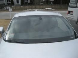My Audi's Windshield