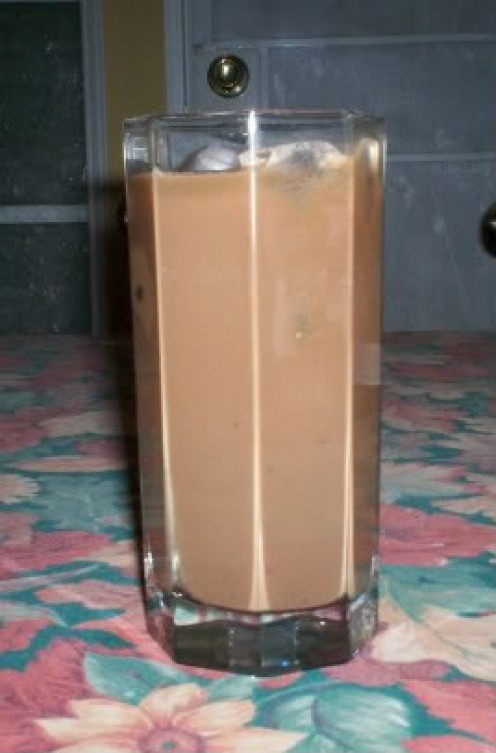 Have a cool refreshing glass of Mocha Cappuccino