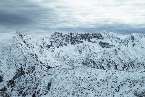 The Pirin mountains near Bansko(Bulgaria)