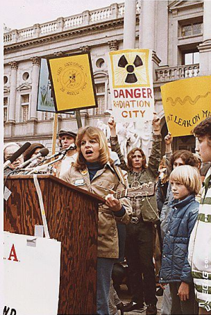 SOCIAL LIBERALS STOPPED NUCLEAR POWER IN AMERICA