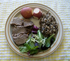 Recipe for an Easy One Dish Supper Roast