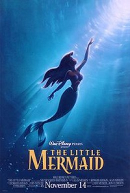 The Little Mermaid is one of the best girls Disney movies.