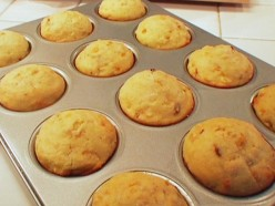 Corn muffins or corn bread -both are delicious straight from the oven!