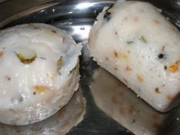 Kancheevaram Idli Recipe - Ingredients and Method of Preperation