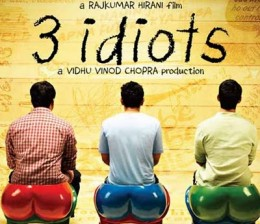 Three Idiots Hindi Movie