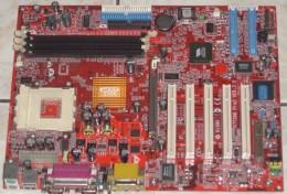 MSI ATX Motherboard