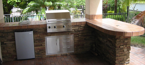 Whether you build an outdoor kitchen or just love your little grill,if you take care of your grill parts, they will keep feeding you and make you look good.