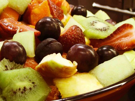Prepare some healthy snacks to eat to help stop sugar cravings
