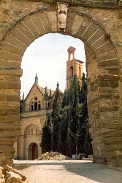 1410 - Ferdinand of Aragon reconquered Antequera. Copyright Tricia Mason. Antequera 1985.