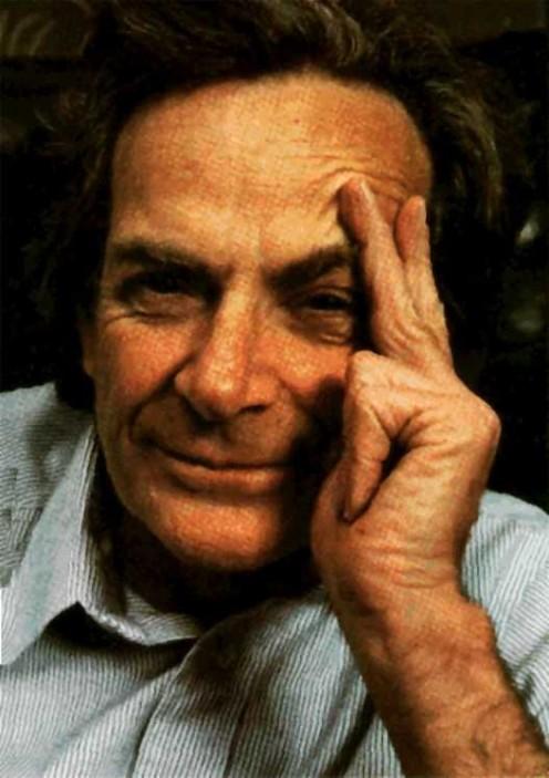 Richard Phillips Feynman (1918-1988) American physicist