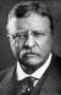 Theodore Roosevelt (1858-1919) 26th President of the United States