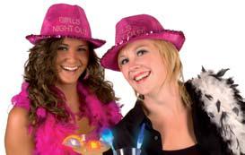 Hen Night Trilby Hats