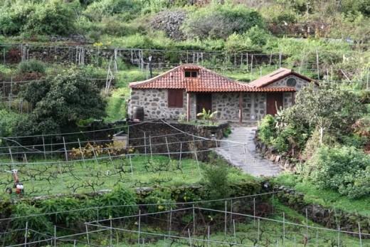 La Casita the cottage on Finca Alternativa