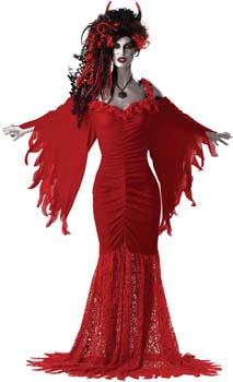 Devil Lady Costume