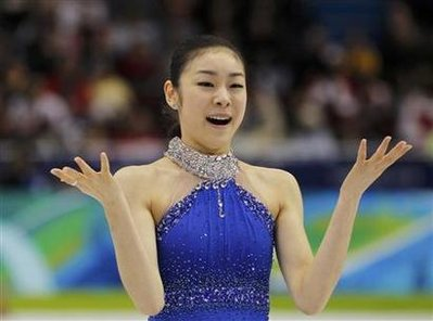 The Korean Kim Yu Na -- The Worlds Best Figure Skater