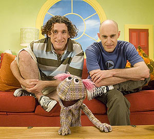 The Upside Down Show on Nick jr.