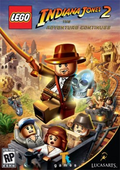 Lego Indiana Jones 2 Walkthrough 12: The Last Crusade, The Treasure Chest Levels
