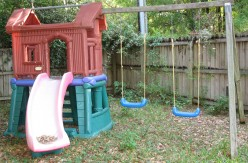 Swing sets - Big outdoor Fun