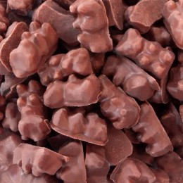 Chocolate Dipped Gummy Bears