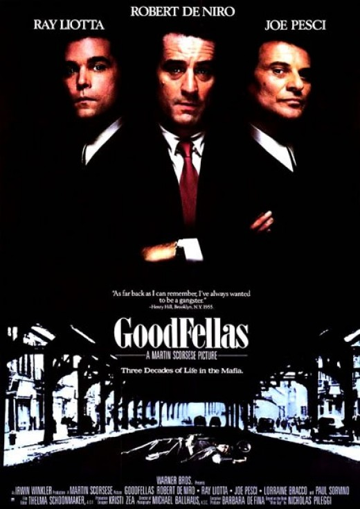 Goodfellas movie poster, courtesy of impawards.com