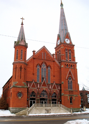 St.Mary Delaware Catholic Church