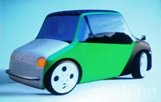 Yves Behar hackable car